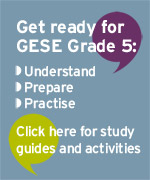 Trinity College London - B1 SELT – GESE Grade 5