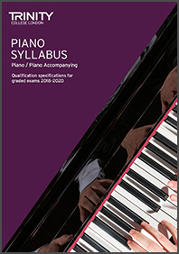 Trinity college london piano the piano 2018 2020 syllabus fandeluxe Gallery