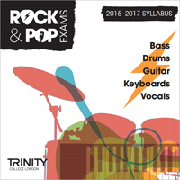 Rock & Pop 2015 syllabus cover