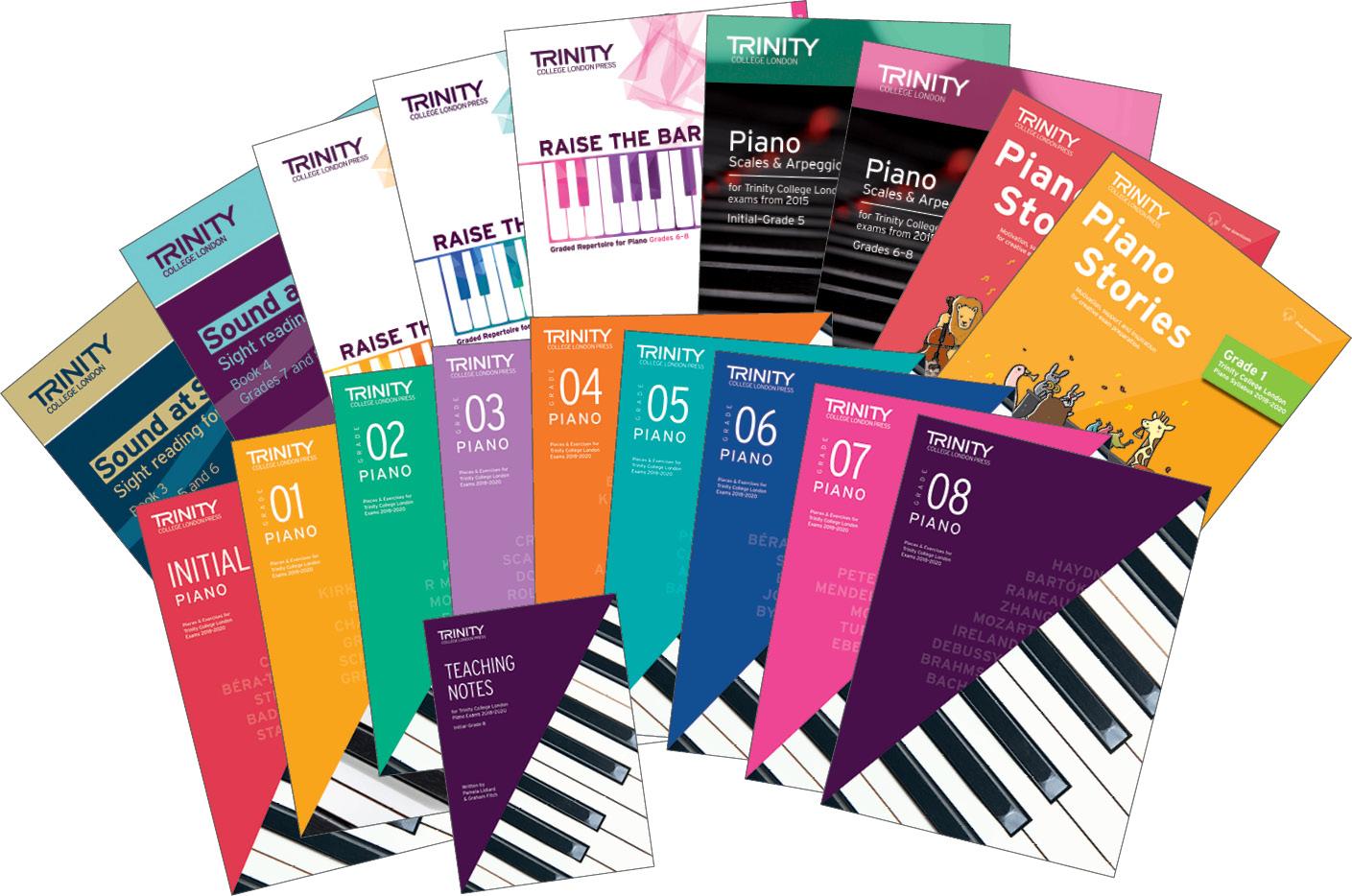 Trinity College London - Piano
