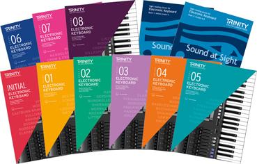 Trinity College London - Electronic Keyboard & Organ