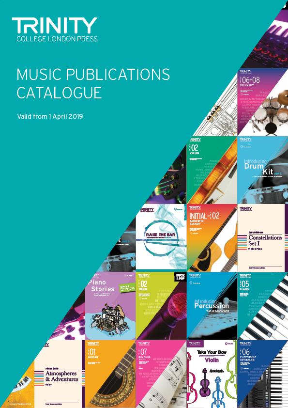 Trinity College London - Music publications