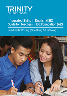 Guide for Teachers - ISE Foundation - cover image