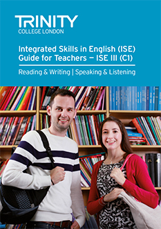 Guide for Teachers - ISE III - cover image