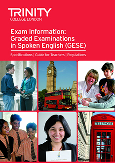 GESE Exam Information booklet cover