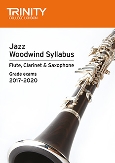 Jazz Woodwind syllabus